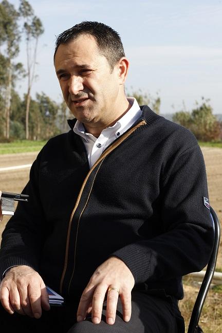Amorim Alves, presidente da Associação AmorMais (Foto: Sílvia Góis)