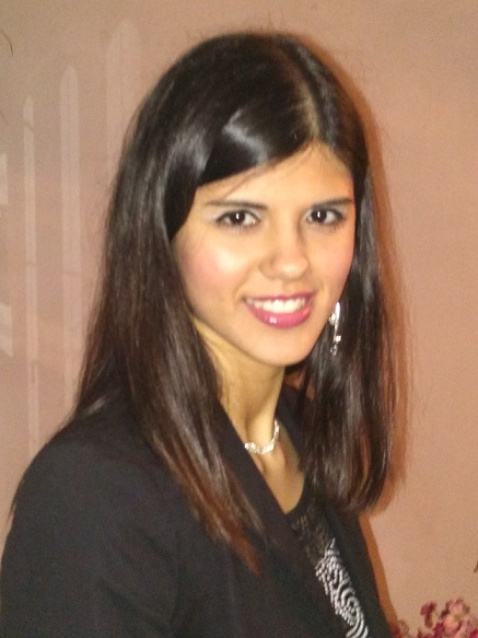 Joana Filipa, aluna do curso de Contabilidade e Finanças